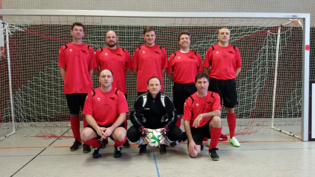 AH Ruderting Turnier FC Dreisessel